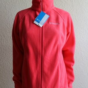 Columbia's women's Sawyer Rapids 2.0 Fleece Jacket
